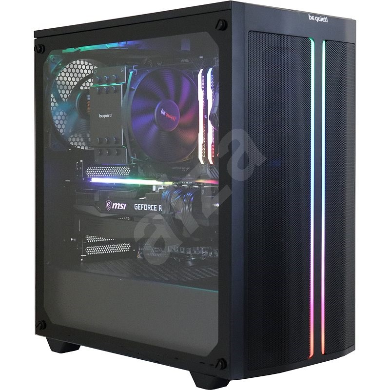Alza BattleBox Ryzen RTX3090 Quiet - Herný PC