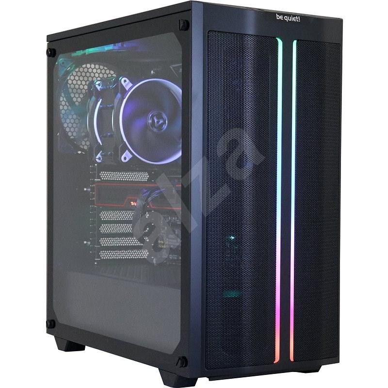 Alza BattleBox Ryzen RX 6700 XT Quiet - Herný PC