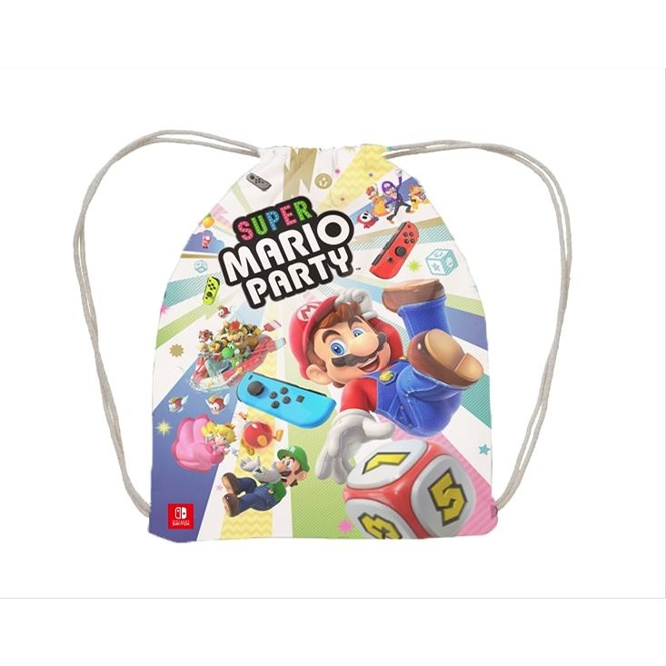 Super Mario Party - riginál batoh - Batoh