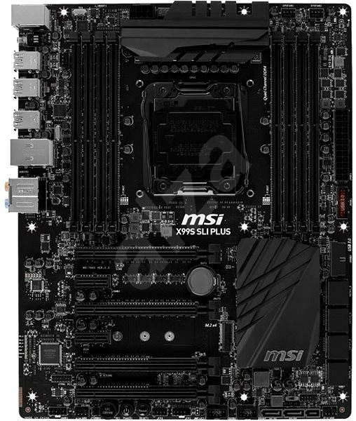 MSI X99S SLI PLUS - Základná doska