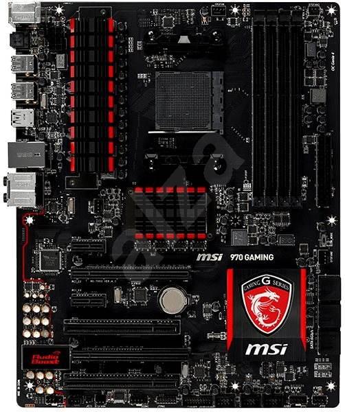 MSI 970 GAMING - Základná doska