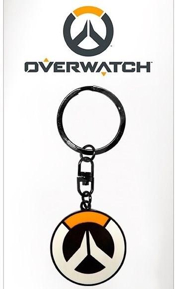 Abysse Overwatch Logo X4 - Prívesok na kľúče  dcec9189073