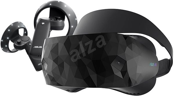 130a69862 Asus Windows Mixed Reality Headset HC102 - Okuliare na virtuálnu realitu