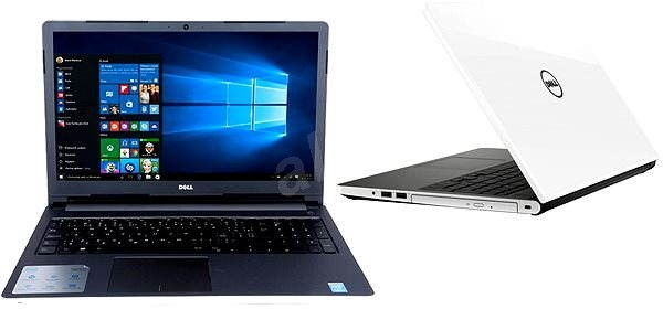 Dell Inspiron 15 (5000) biely - Notebook