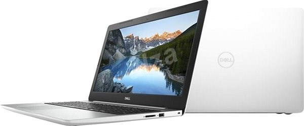 Dell Inspiron 15 (5570) biely - Notebook