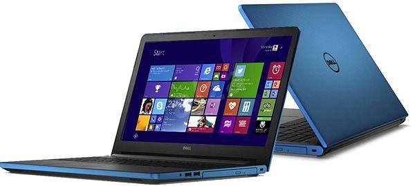 Dell Inspiron 15 (5000) modrý - Notebook