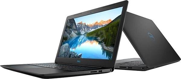 Dell G3 15 Gaming (3579) čierny - Herný notebook