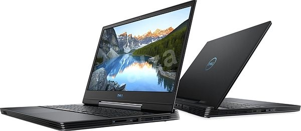 Dell G5 15 Gaming (5590) Black - Notebook