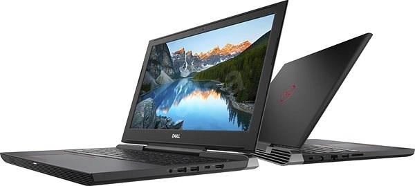 Dell Inspiron 15 (7577) Gaming Black - Notebook