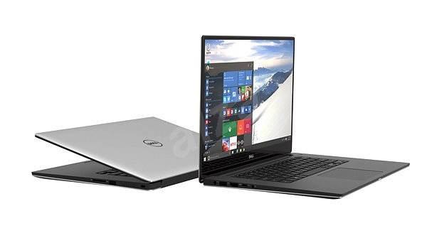 Dell XPS 15 strieborný - Notebook