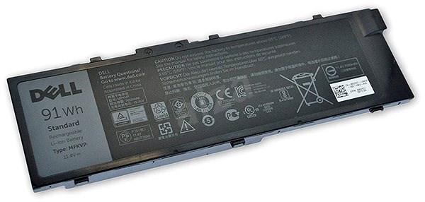 Dell – 91 Wh - Batéria do notebooku
