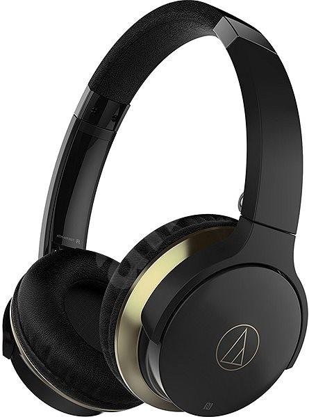 Audio-technica ATH-AR3BT black - Bezdrôtové slúchadla