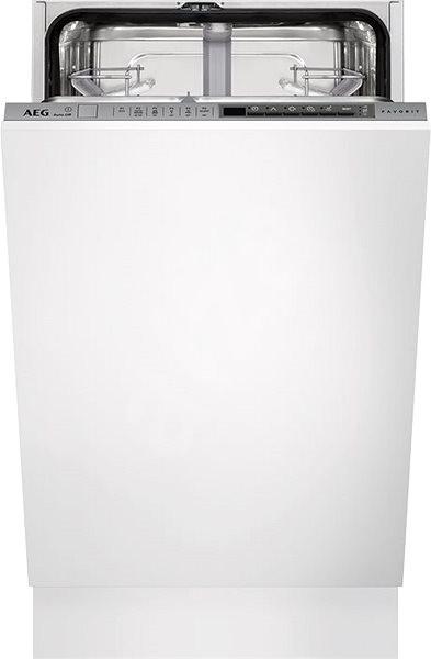 AEG Mastery FSE62400P - Vstavaná umývačka riadu úzka