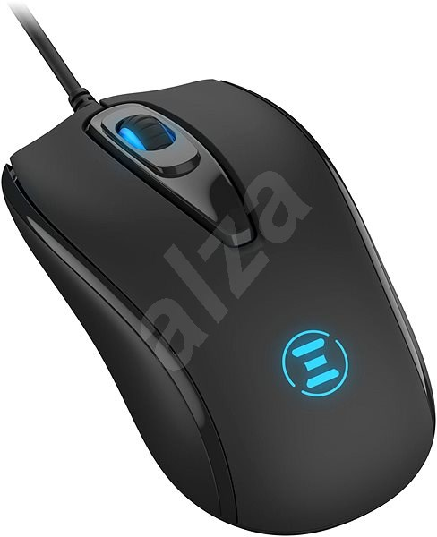Eternico Wired Mouse MD150 black - Myš