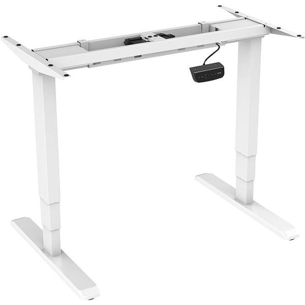 AlzaErgo Table ET1 NewGen biely - Stôl