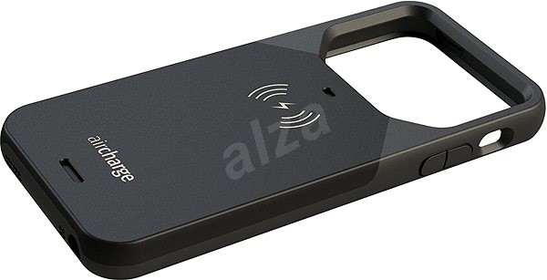 Aircharge Wireless Charging Case for Apple iPhone 5/5s/SE Black - Ochranný kryt