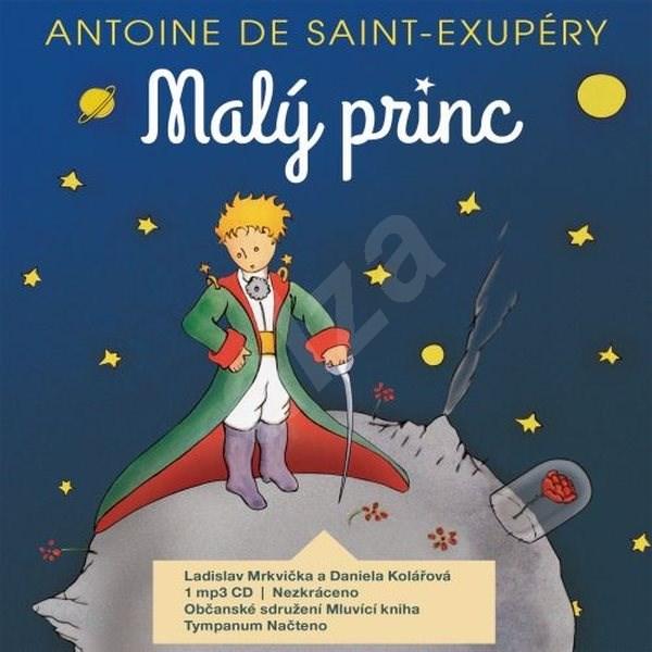 Malý princ - Antoine de Saint-Exupéry | Audiokniha MP3 na Alza.sk