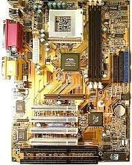 MATSONIC 7177C - AGP ATX FCPGA-2 SOUND - Základní deska