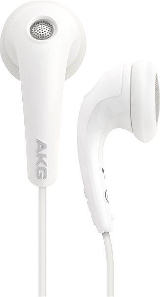 AKG Y 15 biela - Slúchadlá