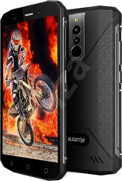 Aligator RX600 eXtremo čierny - Mobilný telefón