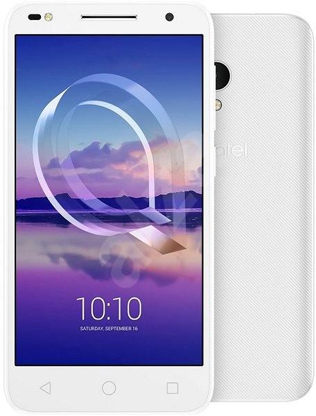 Alcatel U5 HD 5047D White - Mobilný telefón