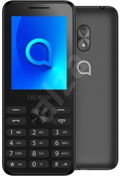 Alcatel 2003D sivý - Mobilný telefón