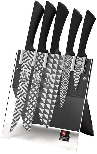 Amefa Blok na nože Mono geo + 5 nožov - Sada nožov