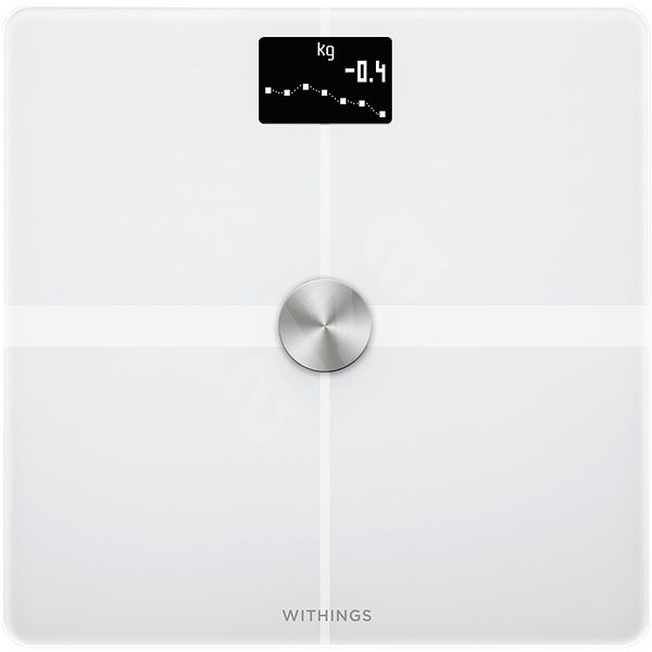 Nokia Body + Full Body Composition WiFi Scale - White - Osobná váha