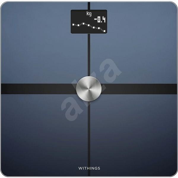 Withings Body+ Full Body Composition WiFi Scale - Black - Osobná váha