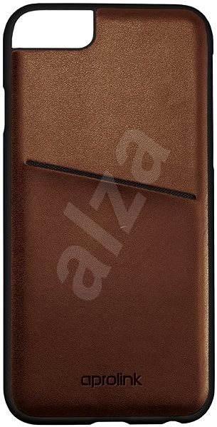 Aprolink Origami Macaron Pocket Case hnedé - Puzdro na mobil