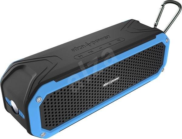AlzaPower RAGE R2 blue - Bluetooth reproduktor