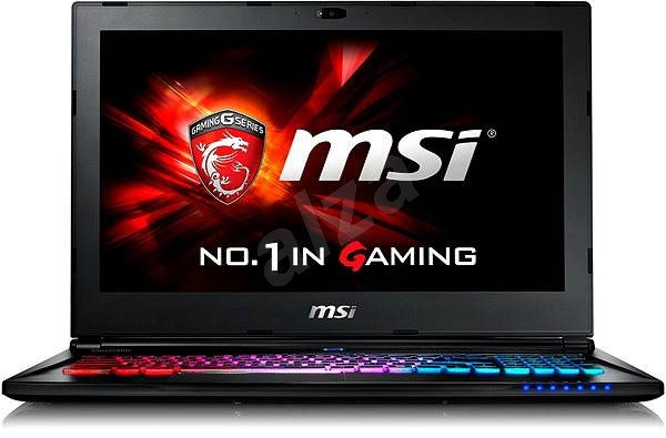 MSI Gaming GS60 6QE(Ghost Pro 4K)-227FR - Notebook | Alza sk