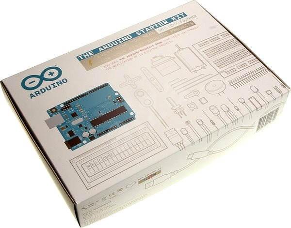 Arduino Starter Kit - Elektronická stavebnica