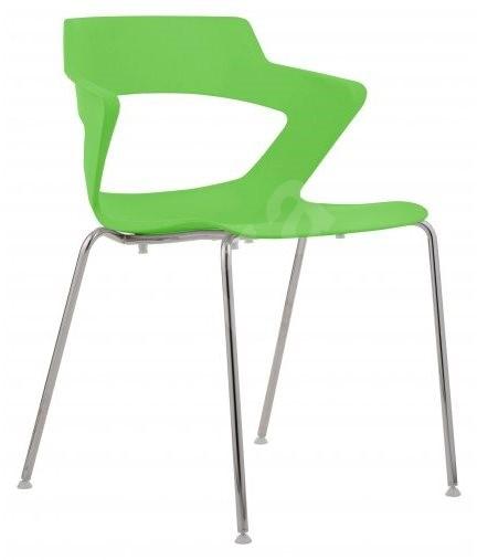 ANTARES 2160 PC Aoki zelená - Konferenčná stolička