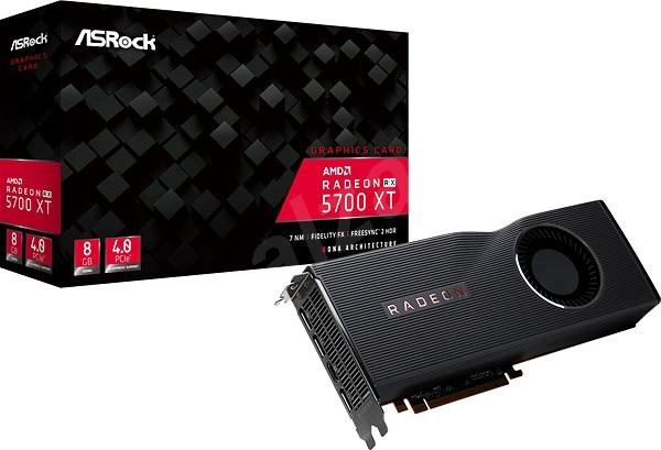 ASROCK Radeon RX 5700 XT 8G - Grafická karta
