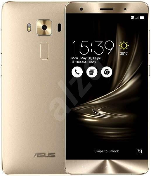 ASUS ZenFone 3 Deluxe 64GB zlatý - Mobilný telefón