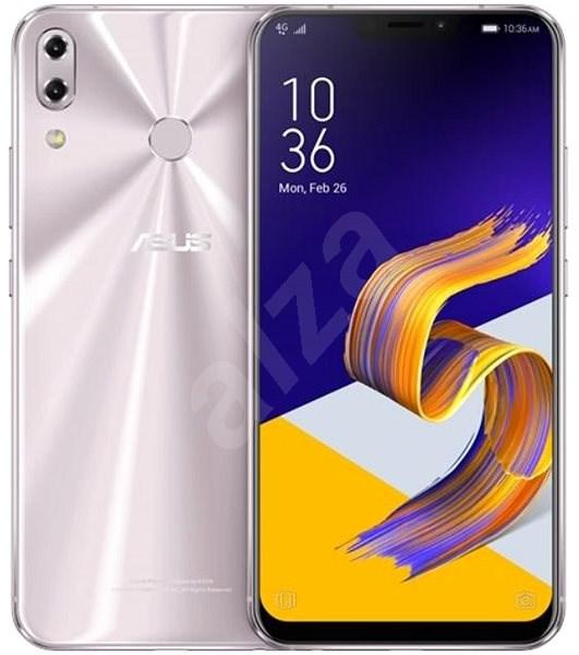 02f23c6851 ASUS Zenfone 5z ZS620KL 256 GB Strieborný - Mobilný telefón