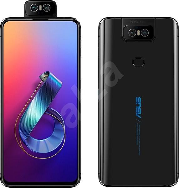 Asus Zenfone 6 ZS630KL 64 GB čierny - Mobilný telefón
