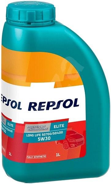 REPSOL ELITE LONG LIFE 5W-30 1 l - Motorový olej