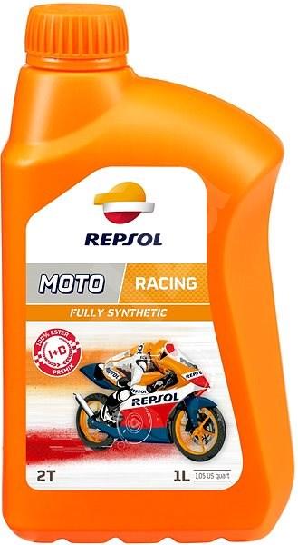 REPSOL MOTO RACING  2-T 1 l - Motorový olej
