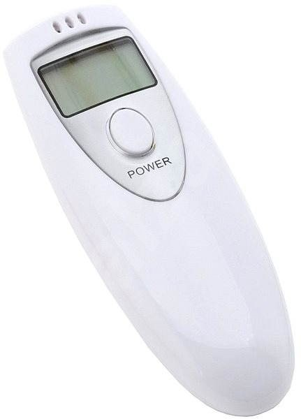 Alkohol tester SILVER, digitálny - Alkohol tester