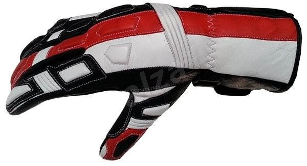 SPARK Tampa červené 2XL - Moto rukavice