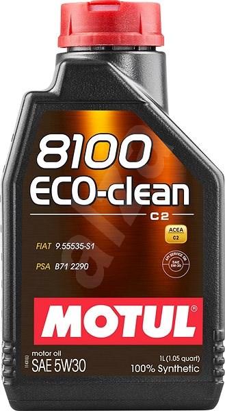 MOTUL 8100 ECO-CLEAN 5W30 1L - Motorový olej