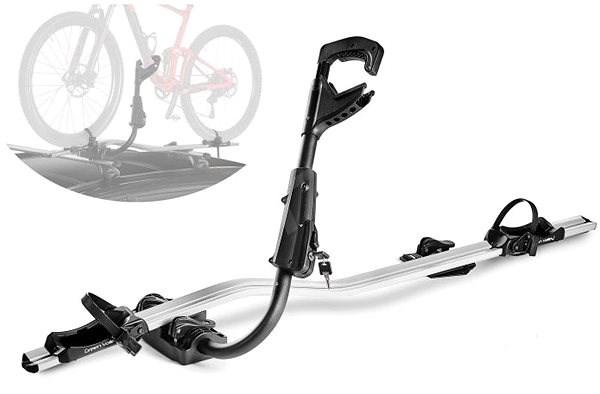 Green Valley FastRider nosič bicykla TUV, CityCrash - Nosič na bicykel