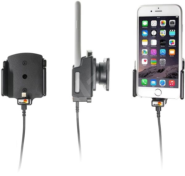 Brodit Držiak na mobilný telefón Apple iPhone 7 6s 6 - Držiak na mobil 18563f9d64e