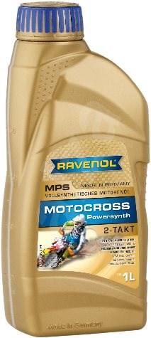 MPS Motocross Powersynth 2T 1 l - Motorový olej