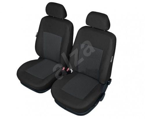 BONN Autopoťahy na predné sedadlá antracit - Autopoťahy