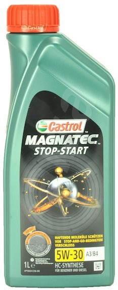 Castrol Magnatec Stop-Start 5W-30 A3 / B4 - 1 liter - Olej