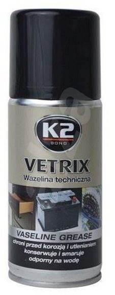 K2 Tekutá vazelína v spreji 100ml - Mazivo