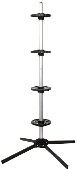 COMPASS Wheel disc holder - Tyre stand